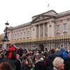 バッキンガム宮殿に行ってきた