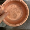 排水口の銅製ゴミ受け ガゲナウ食洗機