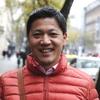 ハンガリーの首都ブタペスト在住の日本人通訳:阿部さんとドナウ川で語り合う