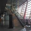 北京首都空港 T3 国際線:キャセイパシフィック/ドラゴン ラウンジ