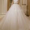 ドレス試着-YNS Wedding-