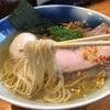 東京・神奈川 ラーメン紀行〉さっぱり塩味おいしいです。ソーキ丼もおいしい!