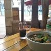 """ハノイMydinh地区でお勧めの裏通りカフェ""""Holiday coffee"""""""