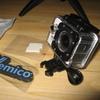 kr269 Vemico ハウジングケース 40m防水 スポーツカメラ用 AKASO EK7000 MUSON(ムソン) 4Kアクションカメラ用防水ケース DBPOWER WIMIUS Q2 LEVIN ウェアラブルカメラウジングケース