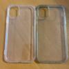iPhone 11のクリアケースを新調しました