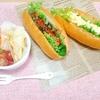 【お弁当】超時短お弁当メニュー!ホットドッグ弁当