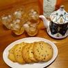 バレンタインデーにチョコチップクッキー(レシピ)