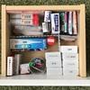 【セリア】収納ケースを使ってスッキリ!薬の保管場所の整理