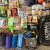 甲斐駒ケ岳キャンプ登山③食料も軽量化