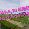 2019,6,30 日曜日 トラックバイアス予想 (福島競馬場、中京競馬場、函館競馬場)