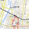 富山市内を地鉄市内線で巡る旅