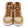 STUSSY DUNK を彷彿とさせる NIKE DUNK PRM HI SP NATURAL/UNDERBRUSH-ACORN (624512-101)