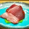 豊洲の「寿司大」でお好み26(かつお刺身、かます、太刀魚、鰯、えんがわ他)。