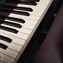ピアノと私と子育てと