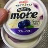 明治:moreブルーベリーアイス
