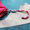 娘の赤い傘