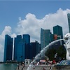 【貧乏男一人旅】超弾丸二泊三日のシンガポール旅行の巻 熱中症には気をつけよう【マリーナ・ベイ・サンズ&マーライオン&ラッフルズホテル】