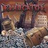 新垣結衣と同年代のスラッシュメタルバンド、Eradicator 1stアルバム『The Atomic Blast』