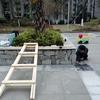 DIY 中国式木製脚立を作ってみた