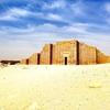 エジプト・カイロ周辺旅行(4) 王家の埋葬地 - サッカラとダハシュールの墳墓・ピラミッド郡を訪ねて