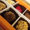【Desiree】のチョコレートとお誕生日プレゼント