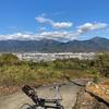 金目川と震生湖(20年12月)