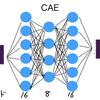 ニューラルネットワークによる手書き文字画像の異常検知~CNNとCAEの比較~
