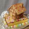 このブログのアイコン「お菓子の家」の作り方を公開します