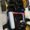 【レース】ミニ四駆をMabeee(マビー)で操縦したら、マシンとの一体感がはんぱなかった!