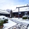 京都・鷹峯 - 源光庵の冬景色