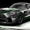 メルセデスAMG GT4発表