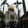シンガポールの異国情緒溢れる、スルタン・モスクに行ってきた!