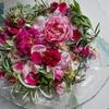 香りのバラでモイストポプリ