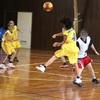 バスケ・ミニバス写真館46 一眼レフで撮影したバスケットボール試合の写真