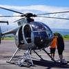 ドアなしヘリコプターで愉しむハワイ島火山ツアー