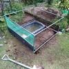 亀の池を作る (2) なかなか終わらない...