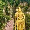 【マレーシア】クアラルンプールで外せない観光スポット⁉︎バトゥ洞窟!