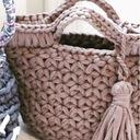 ズパゲッティを使った編み物教室は東京世田谷等々力