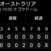 【侍ジャパン】vsオーストラリア、2-0で勝利!2018/3/3(土)ナゴヤドーム