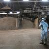 サツマソイルを購入できる下水汚泥堆肥化場@鹿児島市谷山港