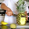 パイナップル・シェイクを作る