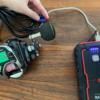バッテリーのクイックチャージ(QC)出力で12Vの電動リールや魚探を動かす実験