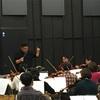 関西大学OB交響楽団 前日リハーサル