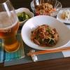 楽うま!ビールと合う味付きジンギスカン定食(*'ω'*)