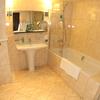 金正恩委員長がウラジオストクで泊まったホテルのバスルーム