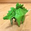 川畑文昭さんの「ステゴサウルス」が、想像以上にえげつない。