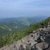 2018.7.25 展望良し。八ヶ岳最北端、蓼科山をデイハイク