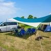 テントやタープと一緒に!キャンプ・アウトドアに最適な人気ブランドAXEのASP-495レディース/メンズの偏光スポーツサングラス🕶