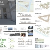 卒業設計の課題発表(プレゼンボード)
