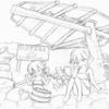 キャッキャヒヒヒな入浴タイム(翔花外伝・温泉編2)